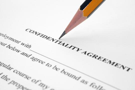 The Often Signed Rarely Read Confidentiality Agreement Core Compass